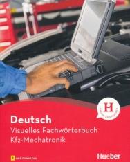 Visuelles Fachwörterbuch Kfz-Mechatronik mit MP3-Download