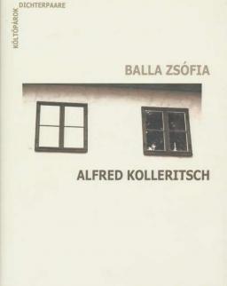 Balla Zsófia - Alfred Kolleritsch + CD (Költőpárok)