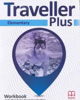 Traveller Plus Elementary Workbook with CD