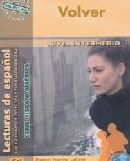 Volver con CD- Lecturas de espanol Nivel intermedio 1