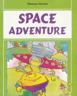 Space Adventure with Audio CD - La Spiga Start Readers Level A1