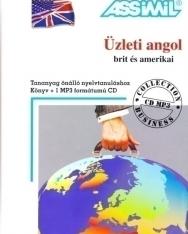 Assimil - Üzleti angol brit és amerikai - Tananyag önálló nyelvtanuláshoz (könyv + 1 MP3 formátumú CD)