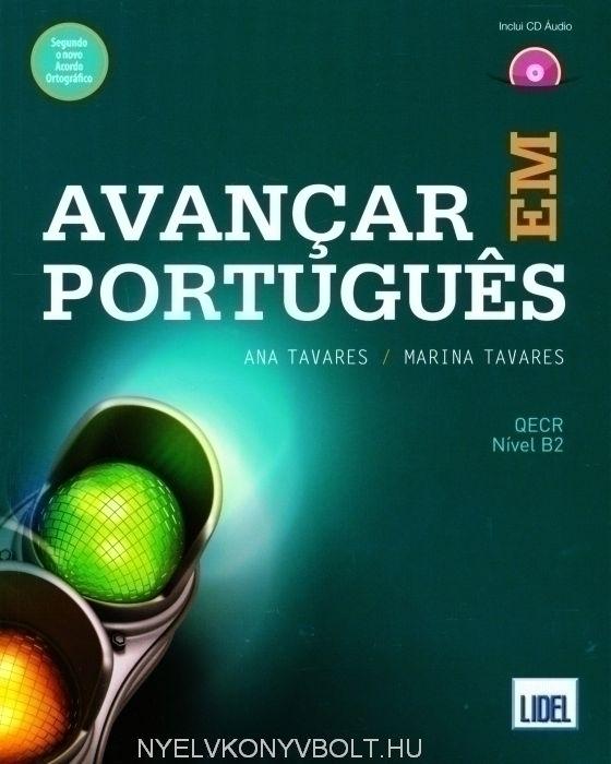 Avancar em Portugues Inclui CD Áudio