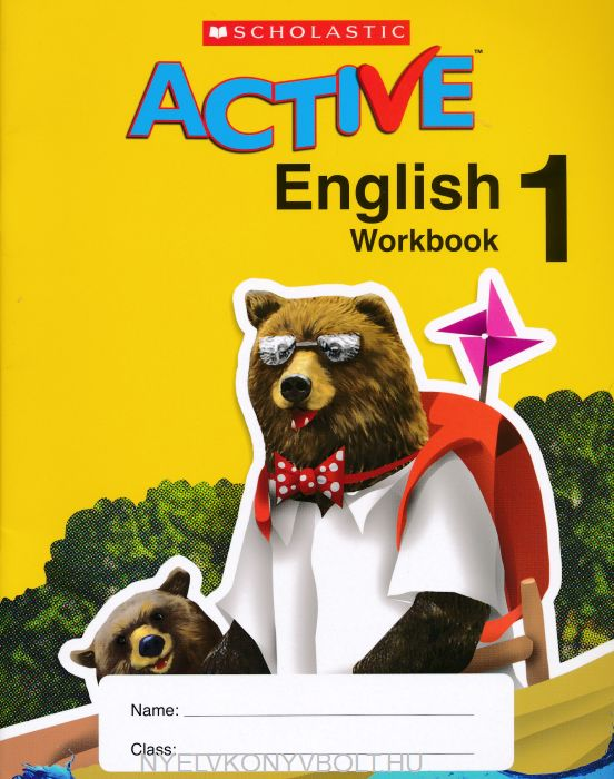 Active English 1 Workbook