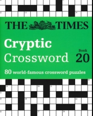 The Times Cryptic Crossword Book 20 - 80 of the world's most famous crossword puzzles