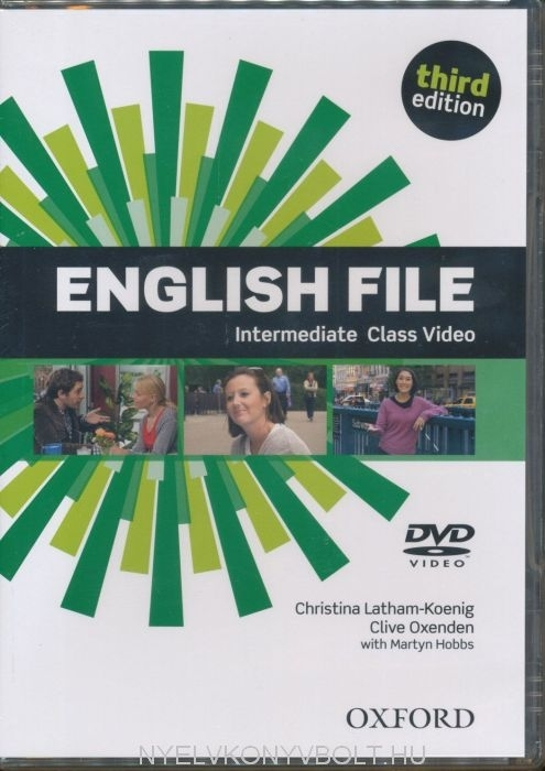 English File - 3rd Edition - Intermediate Class Video (DVD)