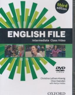 English File - 3rd Edition - Intermediate Class Video (DVD)