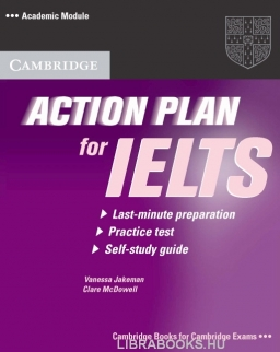 Action Plan for IELTS Student's Book with Key Academic Module