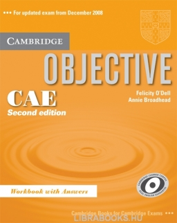 Objective CAE Workbook with Answers 2nd Edition
