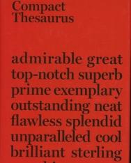 Chambers Compact Thesaurus