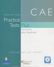CAE Practice Tests Plus without Key, with Audio CDs (2) and iTests CD-ROM - New Edition