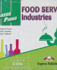 Career Paths - Food Service Industries Audio CD