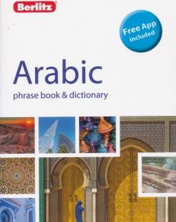 Berlitz Arabic Phrase Book & Dictionary - Free App included