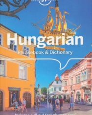 Hungarian Phrasebook & Dictionary 3rd edition - Lonely Planet