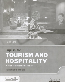 English for Tourism and Hospitality in Higher Education Studies Teacher's Book