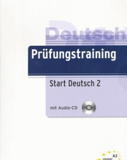 Prüfungstraining Start Deutsch 2 mit Audio-CD