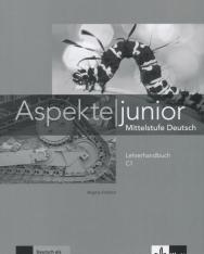 Aspekte junior C1: Mittelstufe Deutsch. Lehrerhandbuch