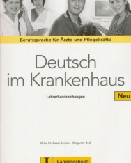 Deutsch im Krankenhaus Neu Lehrerhandreichungen