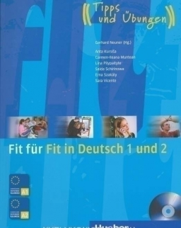 Fit für Fit in Deutsch 1 und 2 mit CD