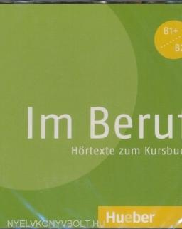 Im Beruf audio CD Hörtexte zum Kursbuch - Deutsch als Fremd- und Zweitsprache stufe B1+/B2