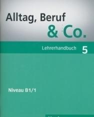 Alltag, Beruf & Co. 5 Lehrerhandbuch