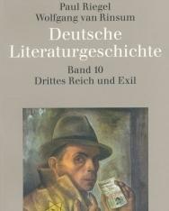 Deutsche Literaturgeschichte Band 10