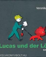 Marék Veronika: Lucas und der Löwe (Laci és az oroszlán német nyelven)