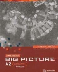 American Big Picture Elementary  Workbook + Audio CD
