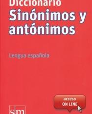 Diccionario Sinónimos y Antónimos Lengua Espanola