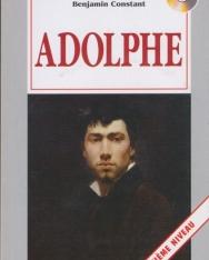 Adolphe avec CD Audio - La Spiga Niveau C1-C2