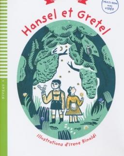 Hansel et Gretel - Lectures Eli Poussins Niveau 4