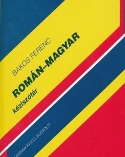 Román-magyar kéziszótár