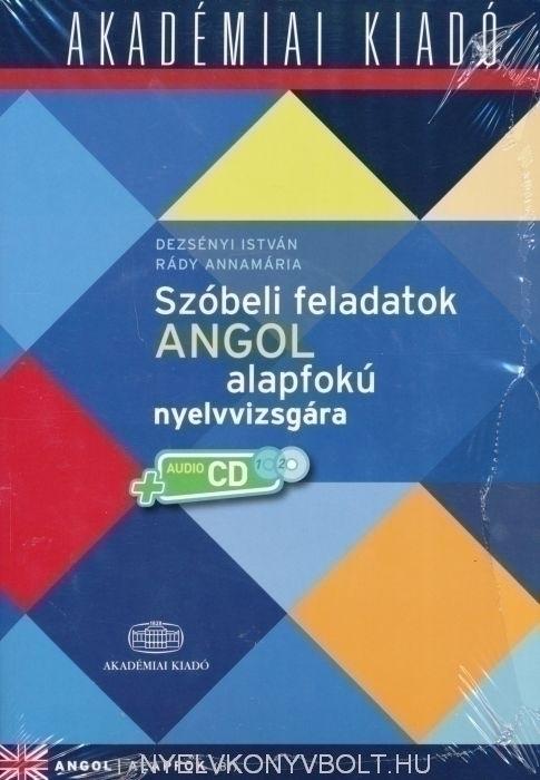 Szóbeli feladatok Angol alapfokú nyelvvizsgára + Audio CDs (2)
