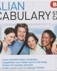 Berlitz Italian Vocabulary Study Cards (1000)