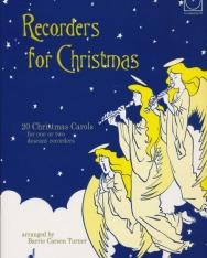 Recorders for Christmas - 20 Christmas Carols