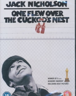 One Flew Over the Cuckoo's Nest DVD