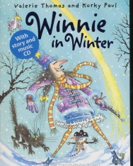 Winnie in Winter with Adio CD