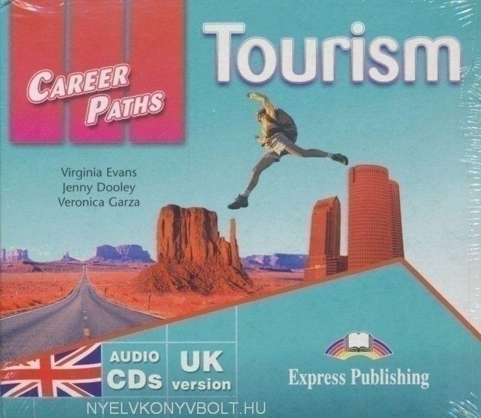 Career Paths - Tourism Audio CDs (2)