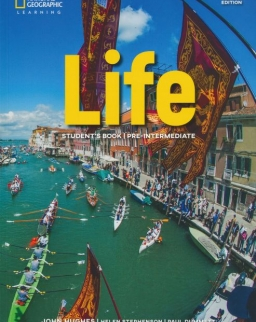 Life 2nd Edition Pre-Intermediate Student's Book with Student's App