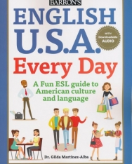 English U.S.A. Every Day - With Downloadable Audio