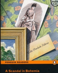 A Scandal in Bohemia with MP3 Audio CD - Penguin Readers level 3