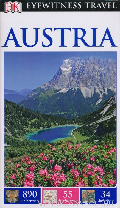 DK Eyewitness Travel Guide - Austria