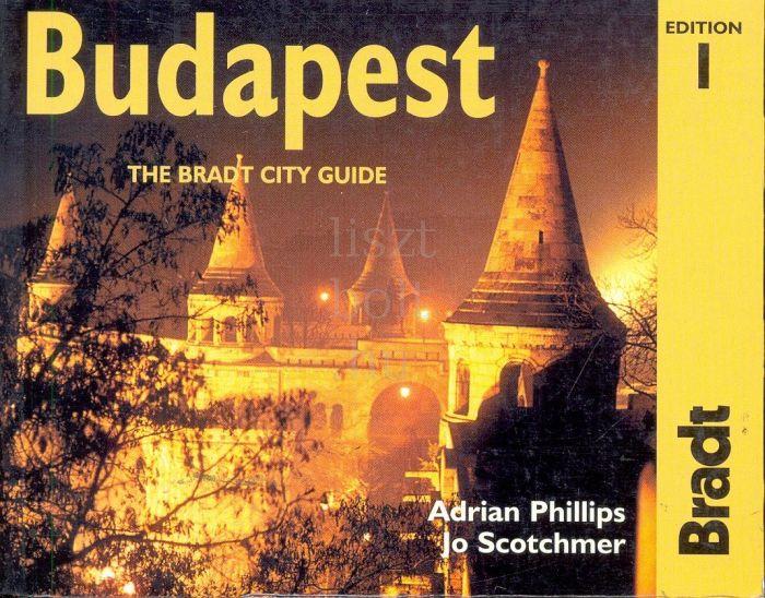 Budapest - Bradt city guide