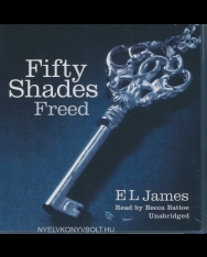 E.L. James: Fifty Shades Freed - Audio Book (17 CDs)