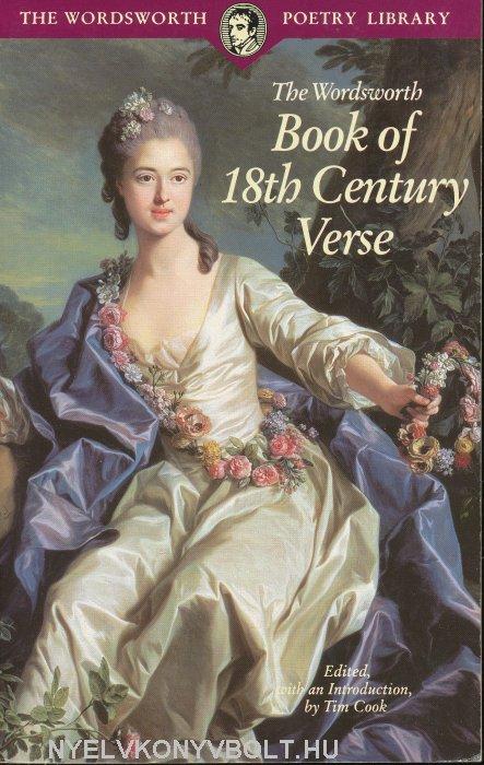Wordsworth Book of 18th Century Verse