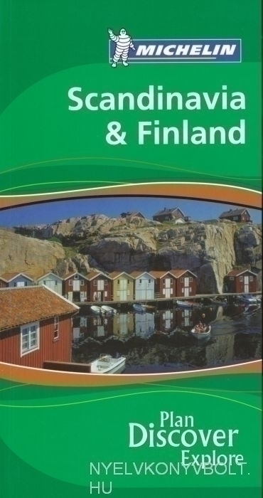 Michelin Green Guide - Scandinavia & Finland