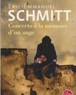 Eric-Emmanuel Schmitt: Concerto á la mémoire d'un ange