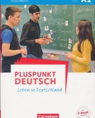 Pluspunkt Deutsch - Leben in Deutschland - Ausgabe für berufliche Schulen: A1 - Schülerbuch: Mit Audios online
