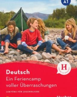 Ein Feriencamp voller Überraschungen - Lektüre mit Audios online