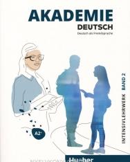 Akademie Deutsch A2+ Intensivlehrwerk mit Audios online Band 2